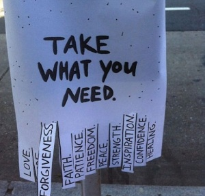 takewhatuneed